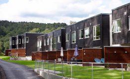 Rekkehus med 12 leiligheter